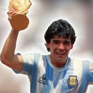 دييجو آرماندو مارادونا